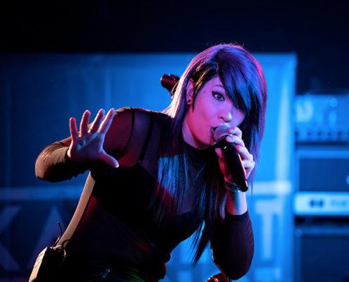 Skarlett-Riot - Live at the Underworld Camden