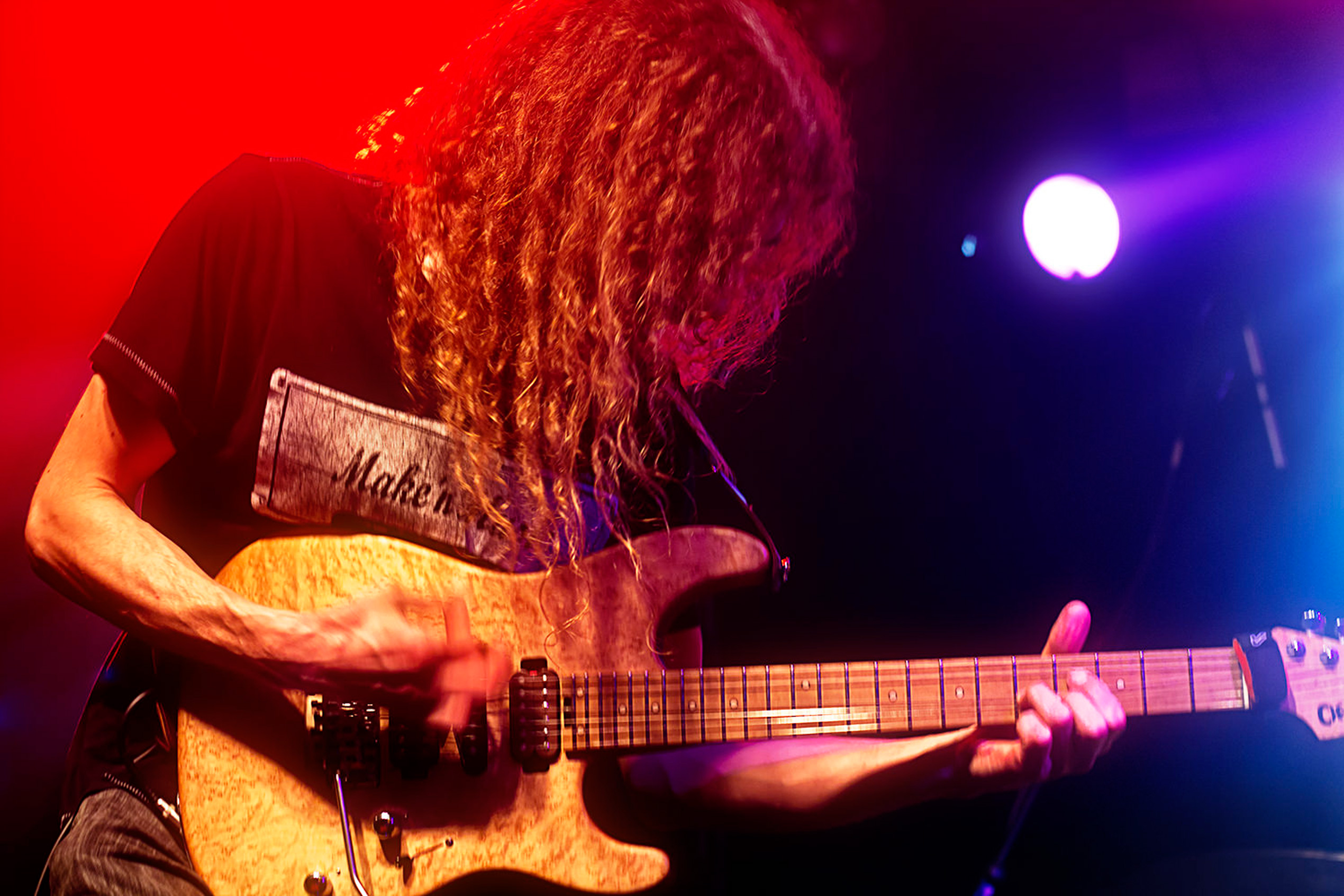 Guthrie Govan The Aritocrats