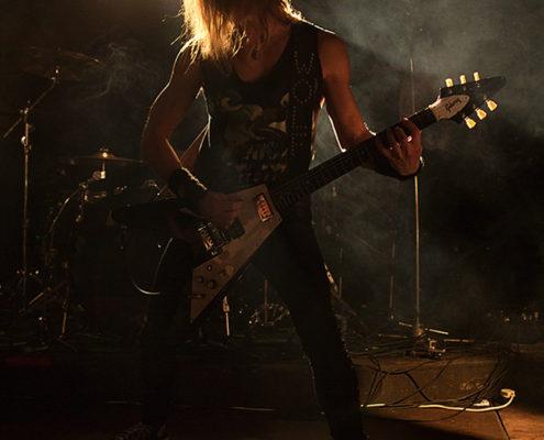Wolf Live at the Underworld Camden