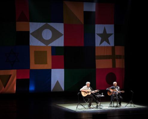 Gilberto Gil & Caetano Veloso - Live at Barbican 2016