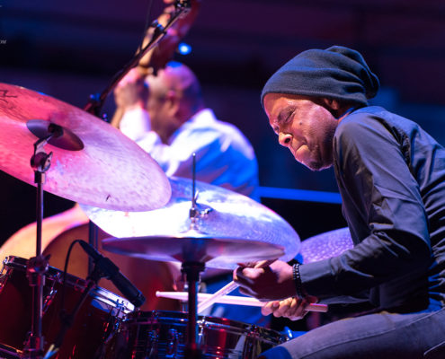 Chico Freeman at Cadogan Hall London Jazz Festival