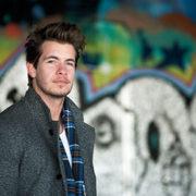 Southbank graffiti photo shoot