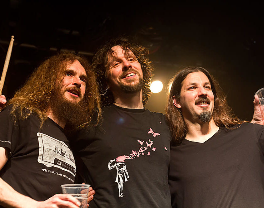 The Aristocrats - The Garage London 2014